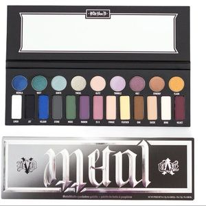 KVD Limited Edition Metal Matt Palette